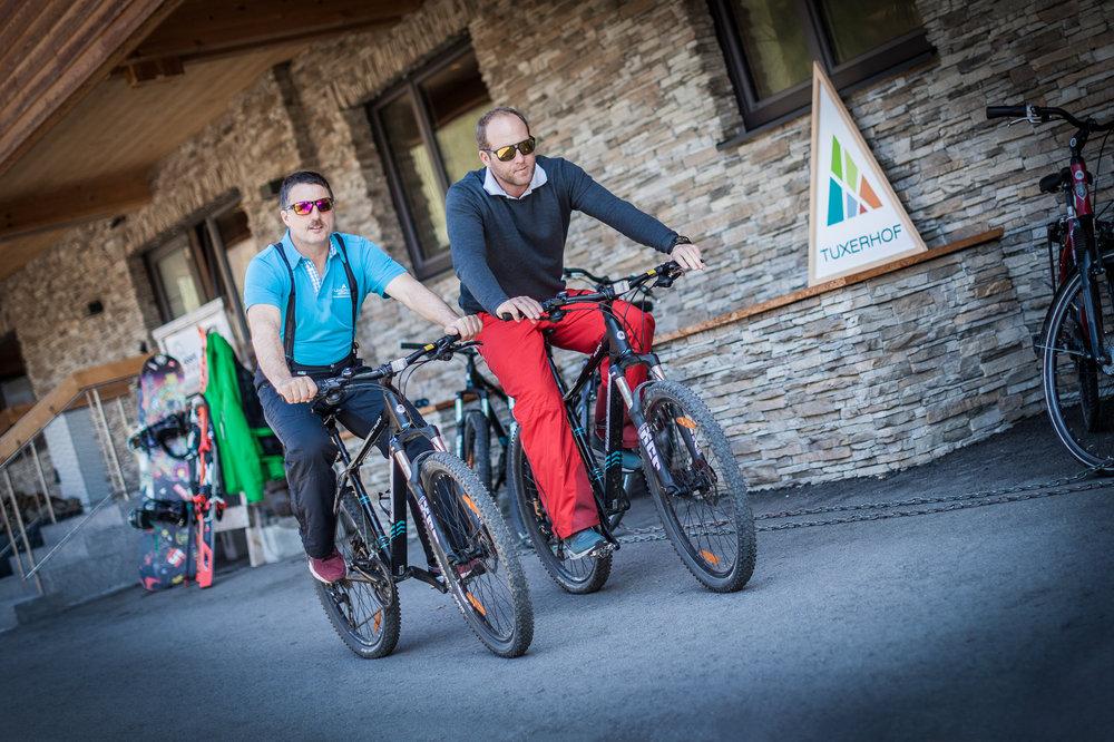 Ski und Bike -