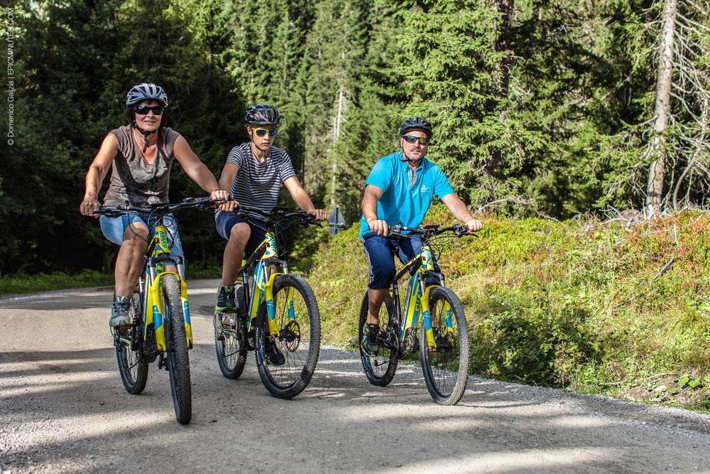 Biken in der Zillertal Arena