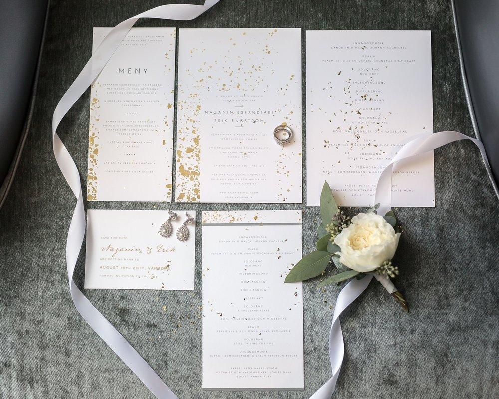 Bröllopspaket - Du finner information om priser och de olika bröllopspaketen