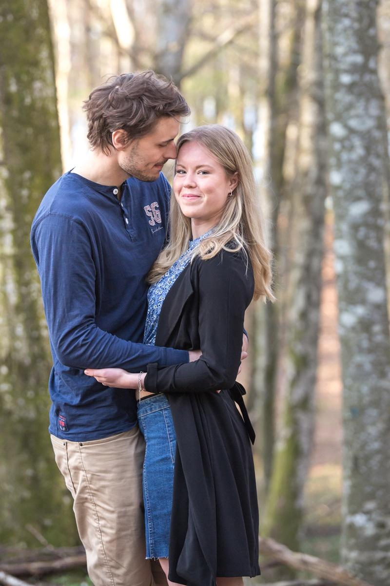 Benjamin och Matilda, 2018 Sätila Pre Shoot, förfotografering, bridetobe bröllopsfotograf Fröken Foto Malin Richardsson  (12).jpg