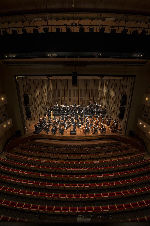 Theater De Nieuwe Kolk Assen, Noord Nederlands Orkest II