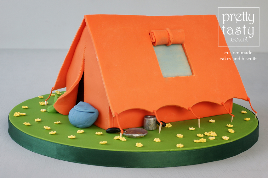tent.jpg & occasion cakes-Pretty Tasty