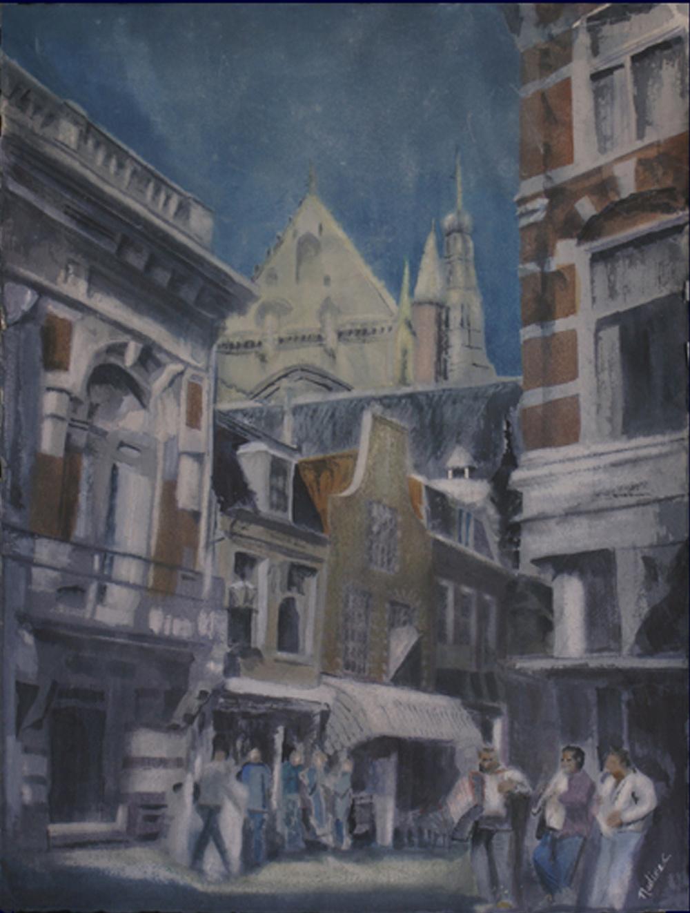 AMSTERDAM STREET 1