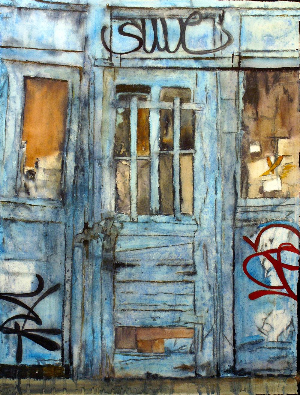 FORGOTTEN DOOR, NYC