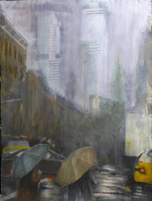 45TH STREET RAIN