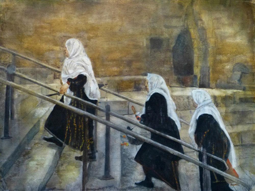 BEYOND THE DAMASCUS GATE