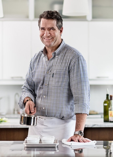 Chef Kerry Heffernan
