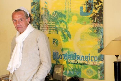 Jean-Paul Delfino, écrivain, parrain 2016.