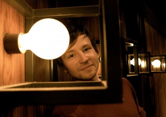 Simon Gauchet, comédien, metteur en scène,intervenant 2016.