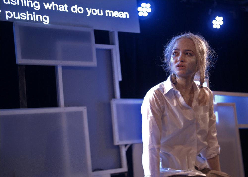 Misha Pinnington (Sophie)