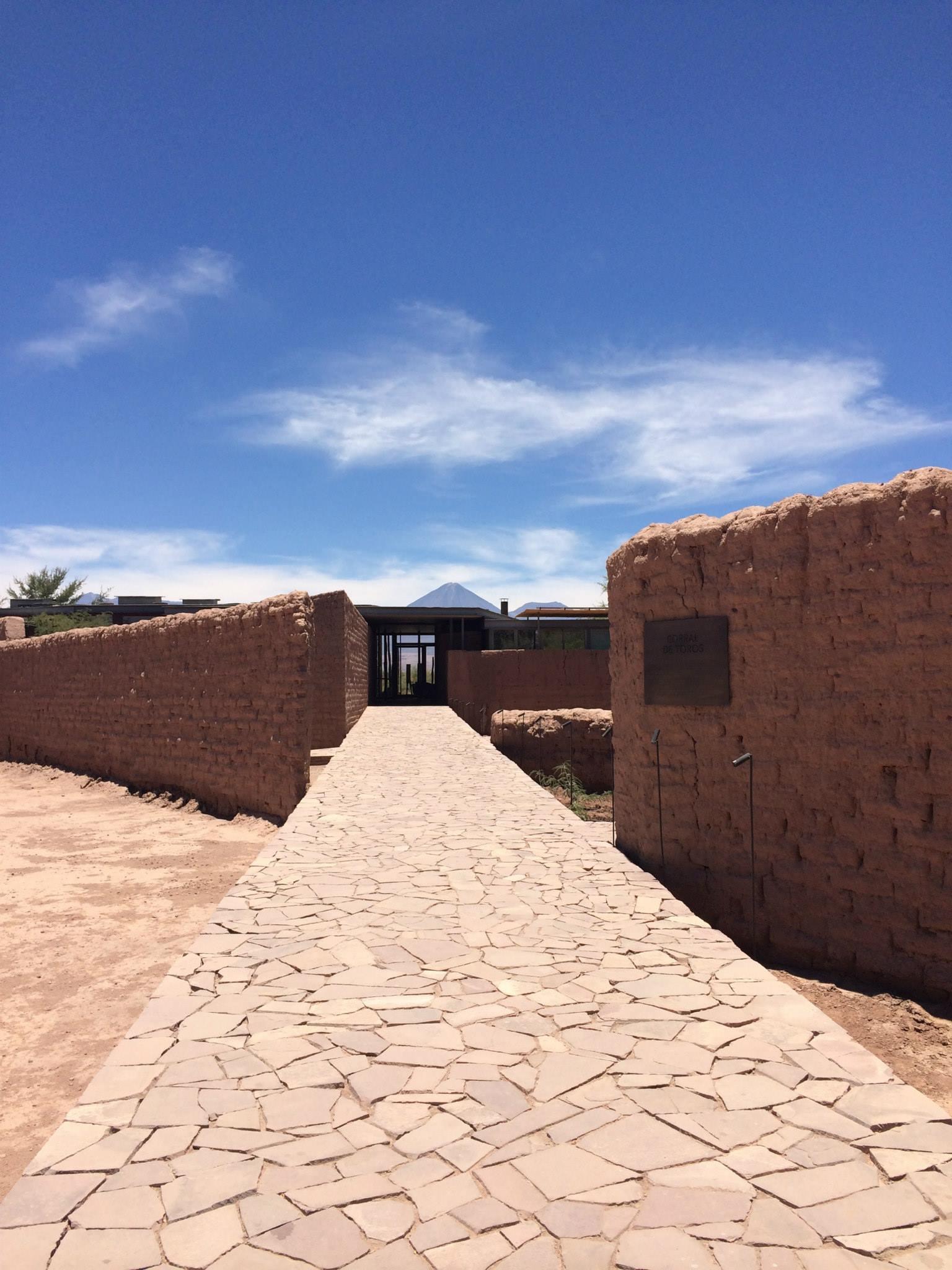 tierra entrance