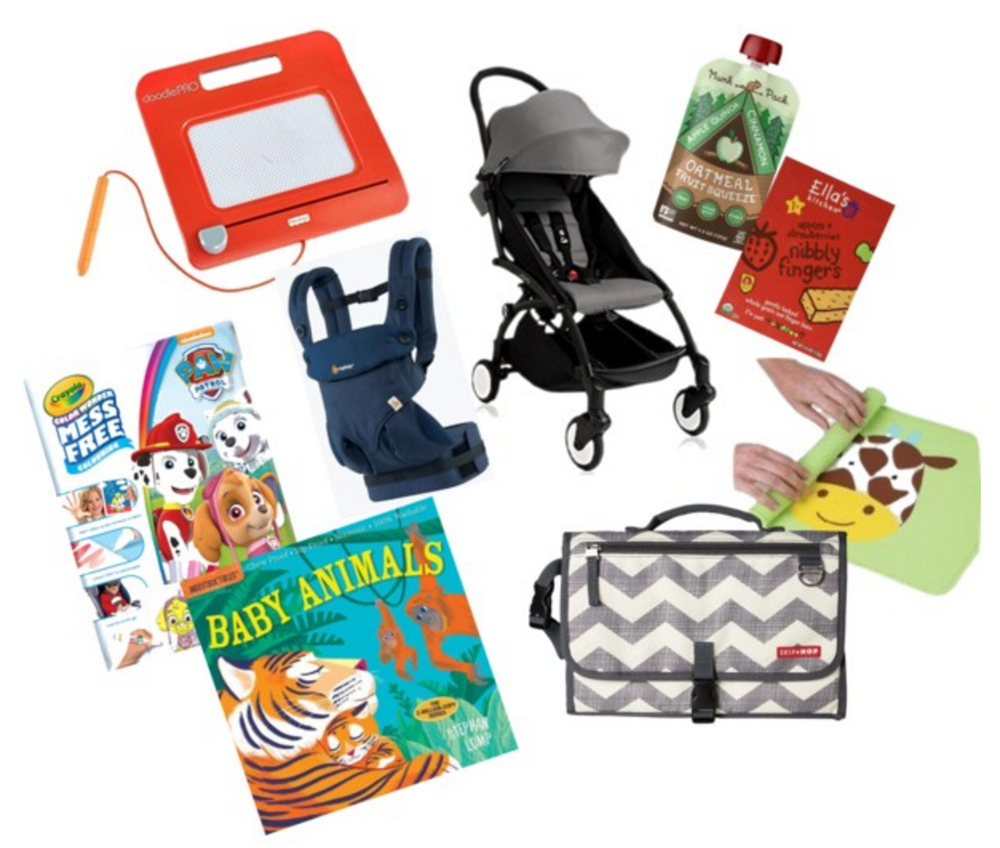 toddler travel items