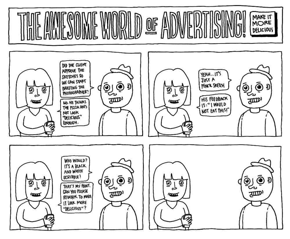 The Awesome World of Advertising