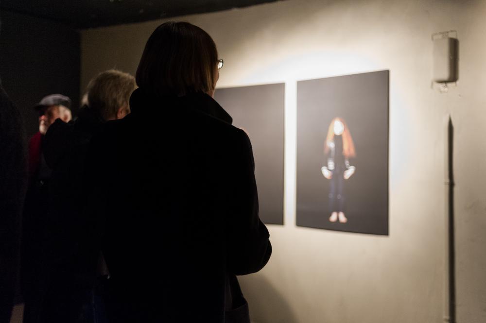 Vernissageimpressionen | Bild: Simon Kneubühl