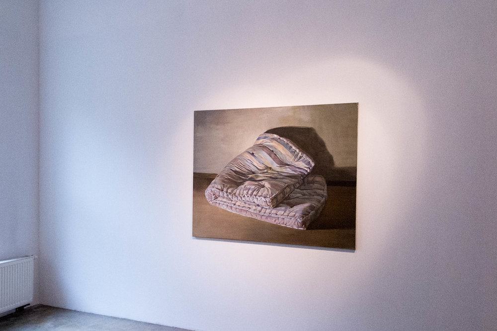 Ausstellungsimpressionen Gergana Mantscheva