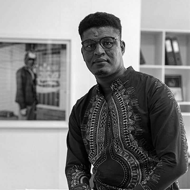Lekgetho James Makola, Direktor von  Market Photo Workshops , Johannesburg, Südafrika
