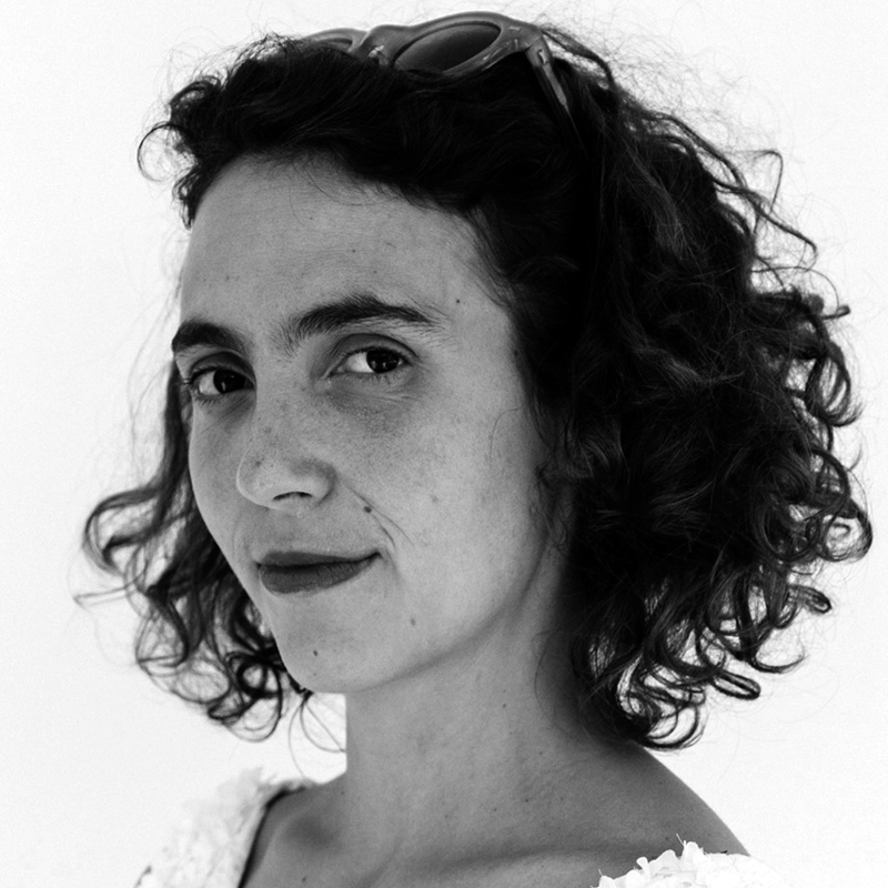 Jeanne Mercier , Fotokritikerin, Rabat, Marokko