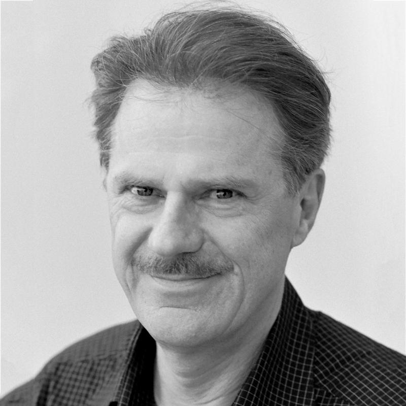 Andreas Müller-Pohle , Mediakünstler und Gründer und Publizist von European Photography, Berlin, Deutschland