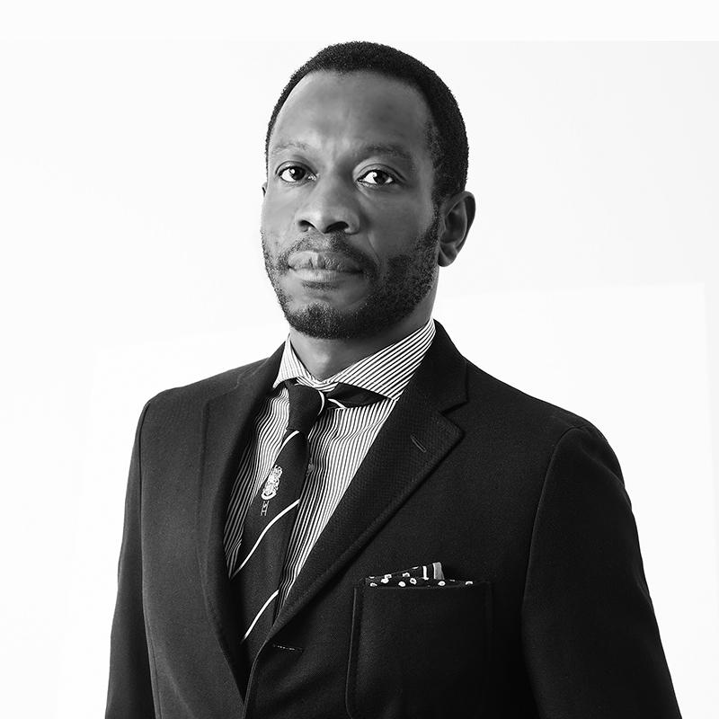 Azu Nwagbogu , Festivaldirektor  African Artists Foundation  (AAF), Lagos, Nigeria