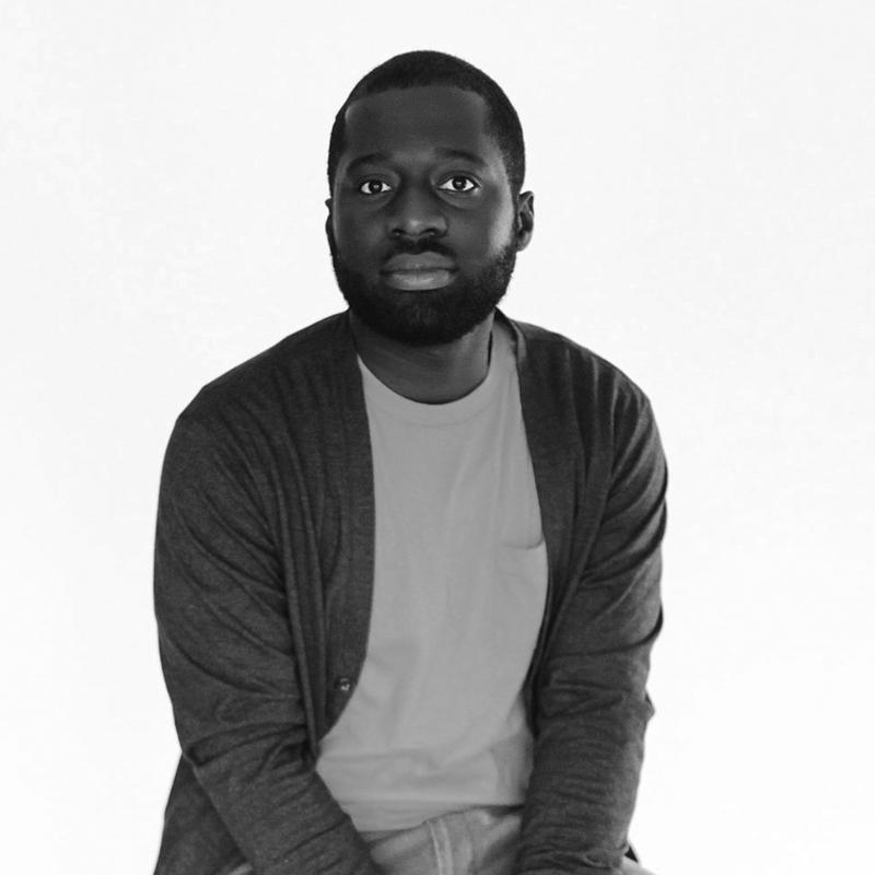 Aaron Yeboah Jr., Kurator und Designer von  Africa Lens , Accra, Ghana