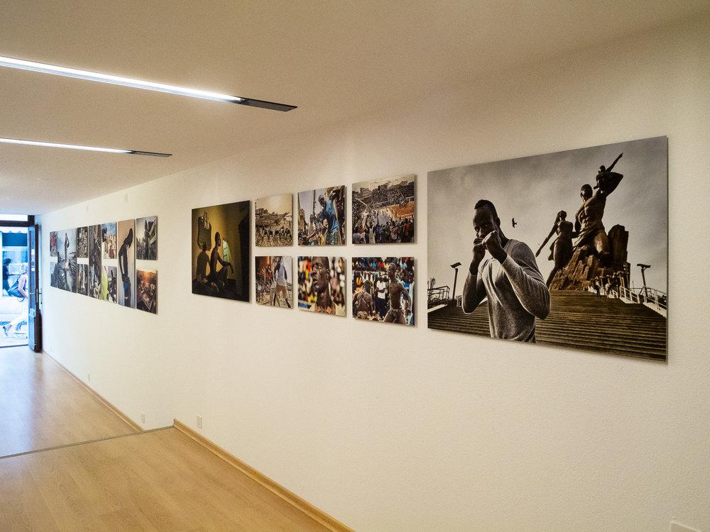 Ausstellungsimpressionen | Bild: Simon von Gunten