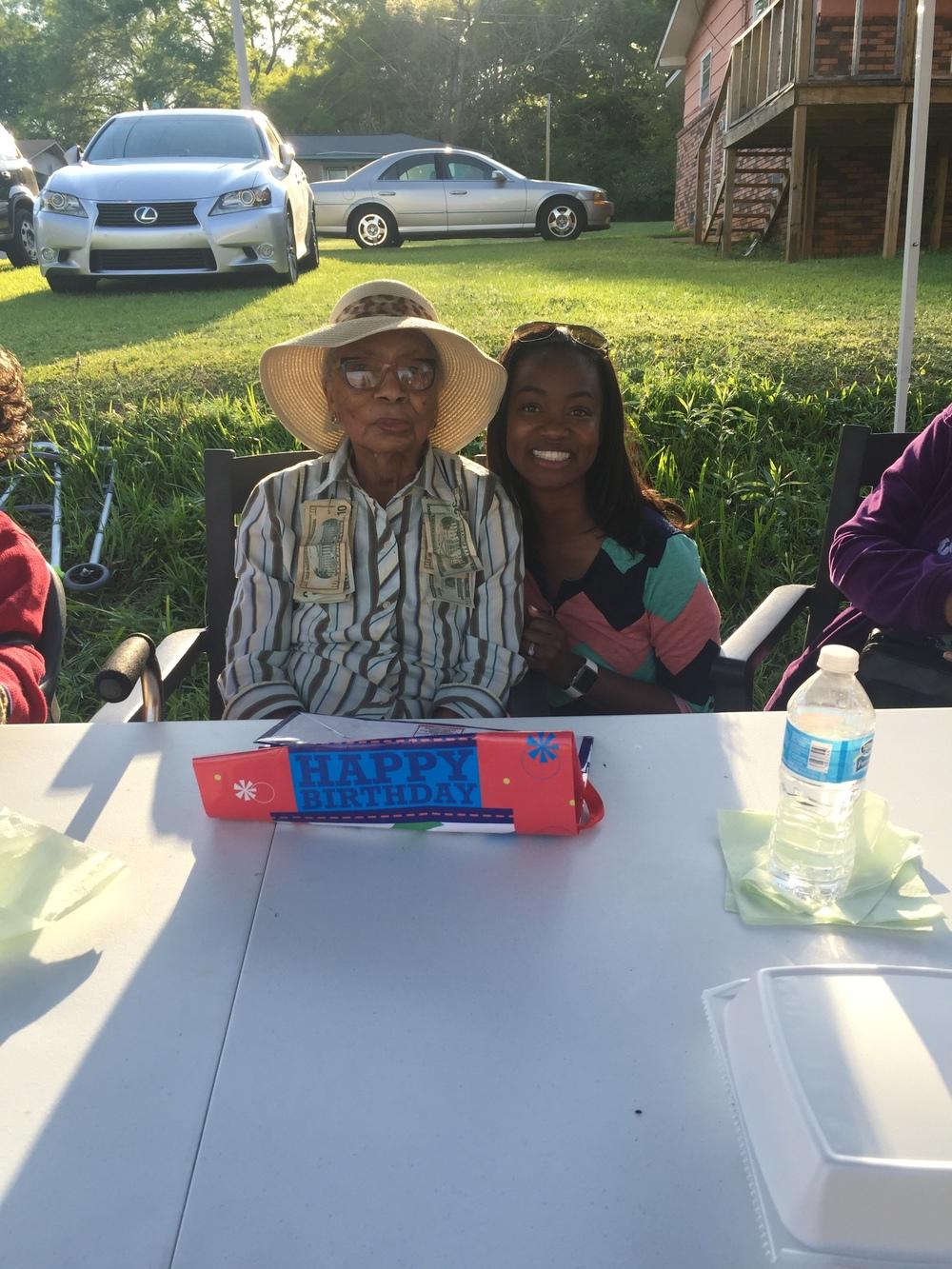 Great Grandma's 100th Shindig