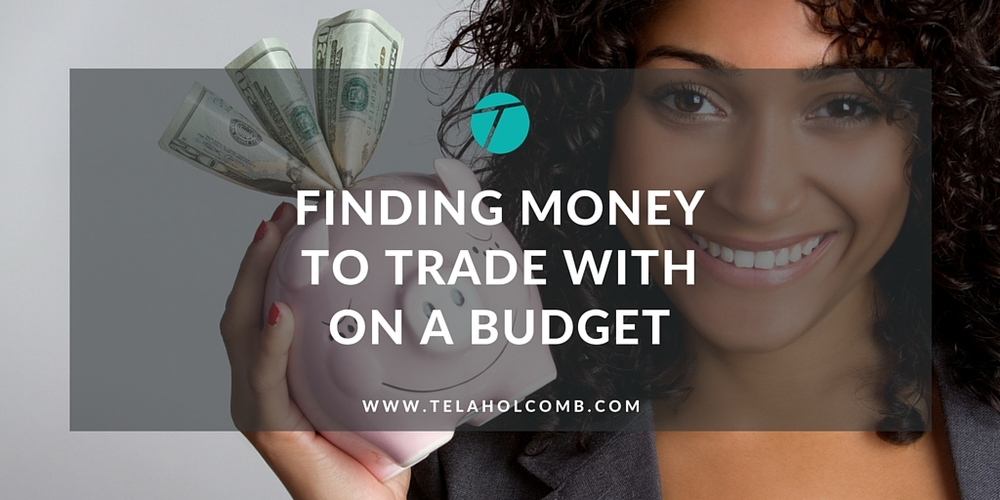 Finding Money on a Budget