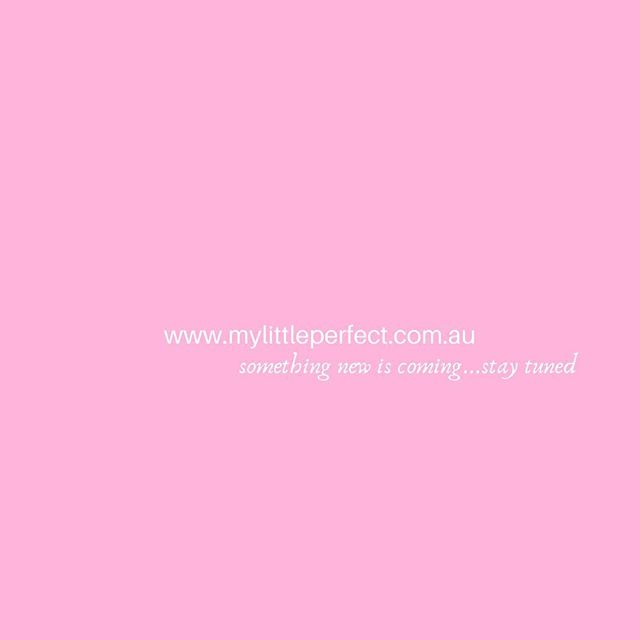 It's been a while...but new things are happening at My Little Perfect...stay tuned #mylittleperfect #art #design #illustration #original #draw #paint #make #create #baby #nursery #interiors #reading #colour #nursery #children #family #artist #artwork #melbourne #love