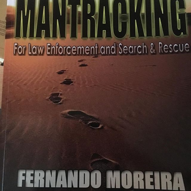 A great book on tracking that is not just copied from the other books and is written by someone with a passion for tracking #mantracking #bushcraft #outdoors
