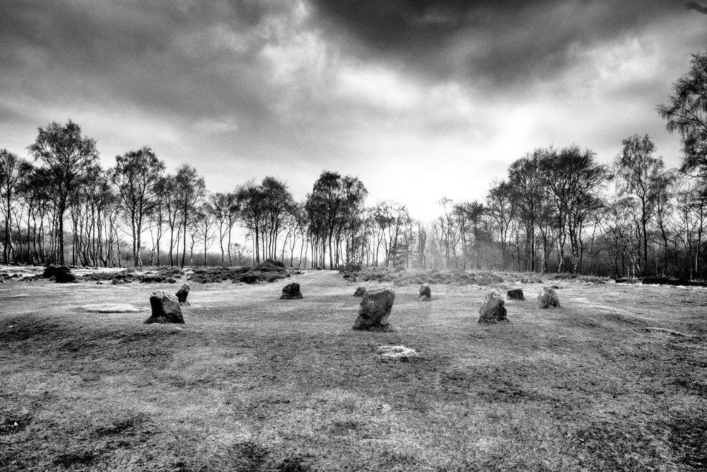 9 Ladies Stone Circle, Derbyshire