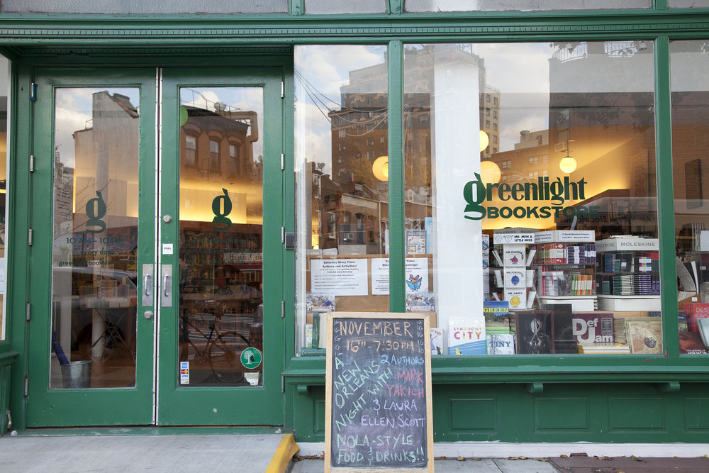 Suki on Greenlight - Brooklyn, NYIt's warm and cozy, they have a wonderfully curated selection, and really enriching events.Last store purchase:Perfume: The Story of a Murdererby Patrick Suskind