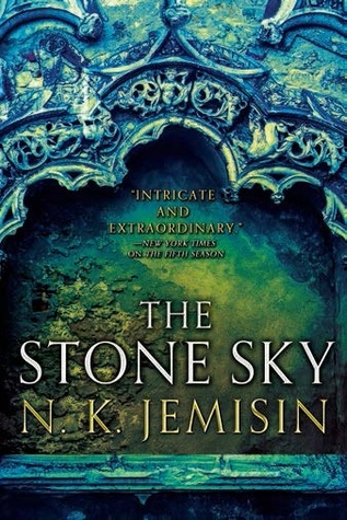 The Stone Sky by N. K. Jemisin - Orbit BooksI'd recommend The Broken Earth series to anyone, not just fans of fantasy—Hannah, Admin Manager