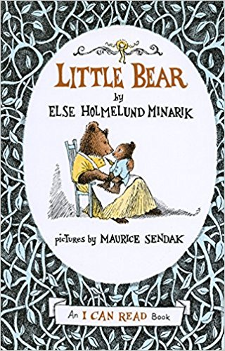 Tenny - Little Bear (HarperCollins) by Else Holmelund Minarik, illustrated by Maurice Sendak
