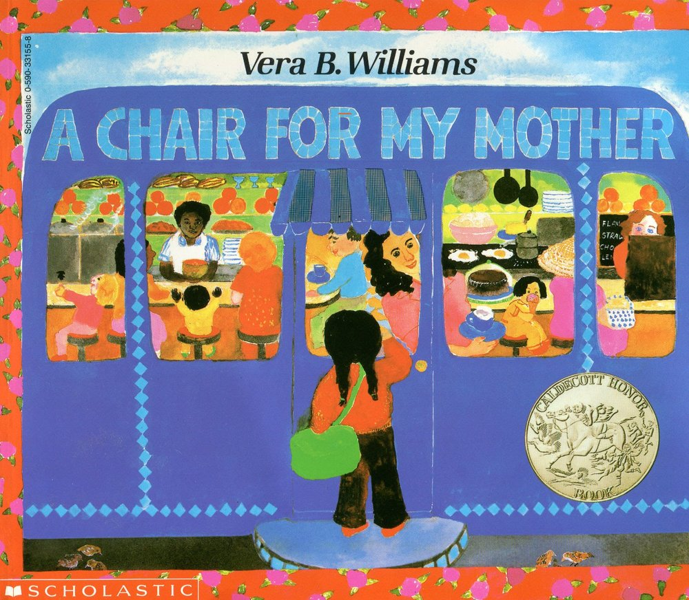 Amna - A Chair for My Mother (Greenwillow Books) by Vera Williams