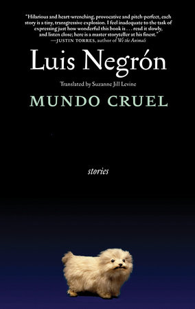 Tenny - Mundo Cruel by Luis Negrón, translated by Suzanne Jill LevinePublished by: Seven Stories PressPuerto Rico