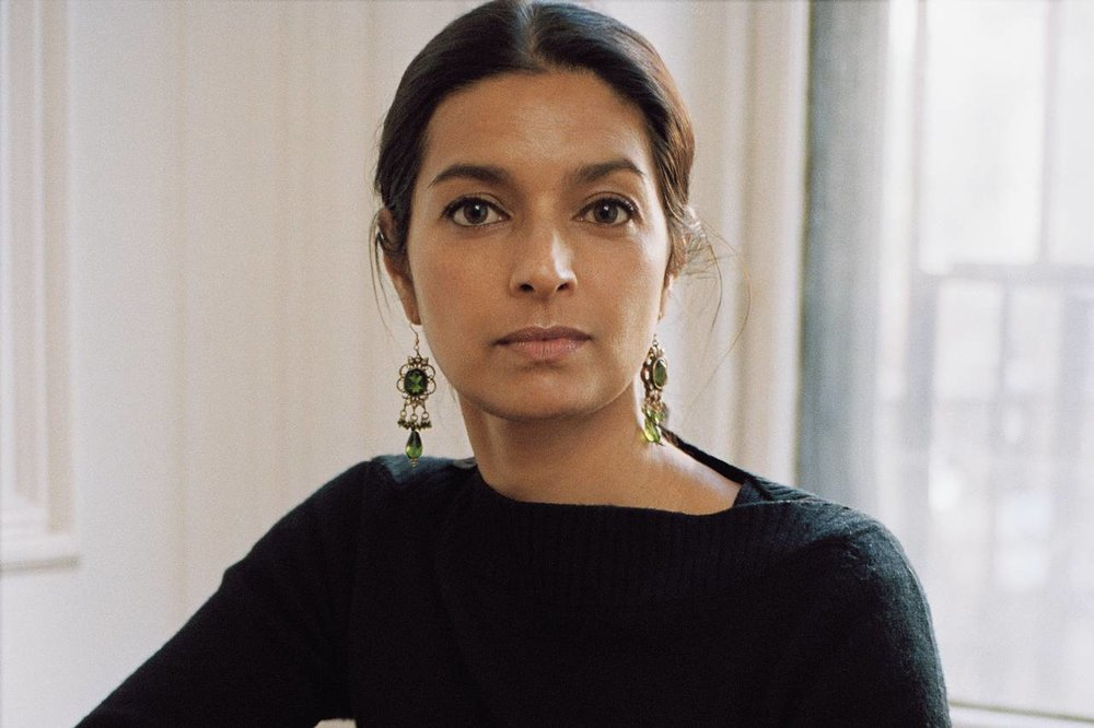 """When she whipped out the hairbrush, the slip of paper with Mr. Kapasi's address on it fluttered away in the wind. No one but Mr. Kapasi noticed."" - ""The Interpreter of Maladies"" by Jhumpa Lahiri"