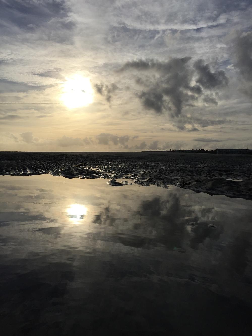 Sunset, St, Simons Island