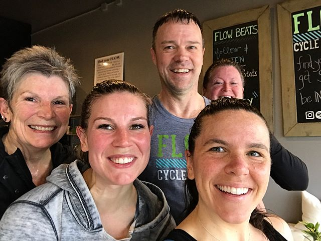 We know it's Monday but we had to throw a couple of #SweatySundaySelfies  at you! Come sweat with us this week and #cycleharder #cyclesmarter & #cyclestronger. See YOU on a bike! . . . #findyourflow #getstrong #beinspired #cycle #indoorcycling #community #sweat #rva #rvafit #sweatatflow #fusionclasses #notyouraveragecyclestudio