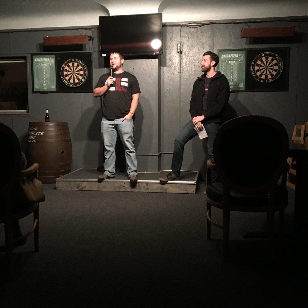 The Comedy Cabin