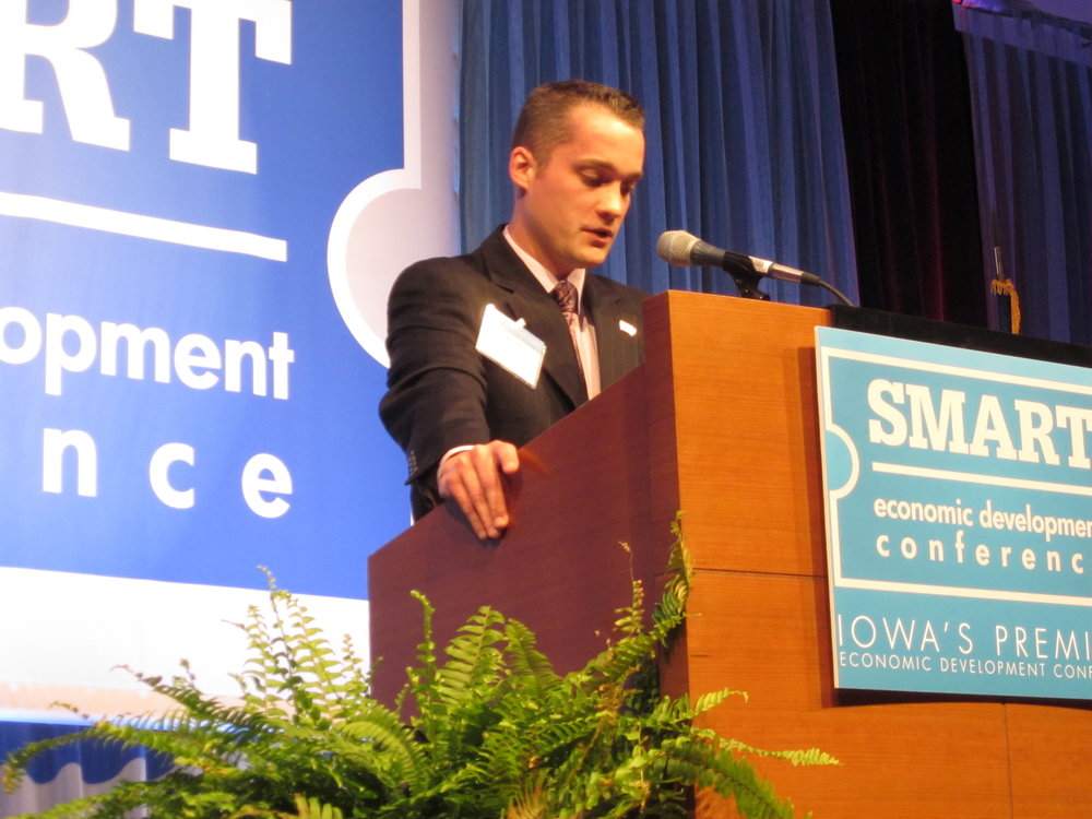 SMART Economic Development Conference, 2012