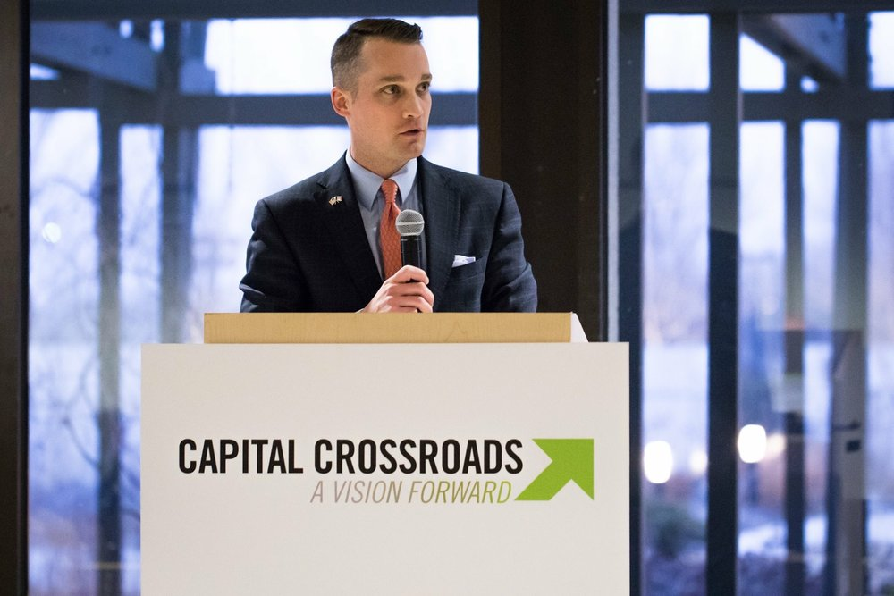 Capital Crossroads 2.0 regional planning unveiling event