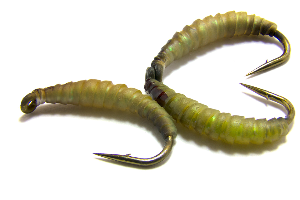Latex Larva