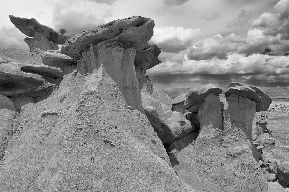 Bisti de-nah-zin Wilderness Area, San Juan County New Mexico