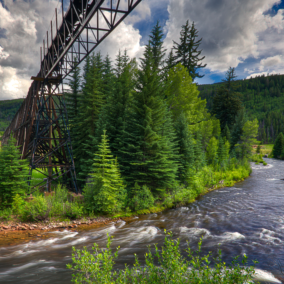 Eagle River, Minturn Colorado