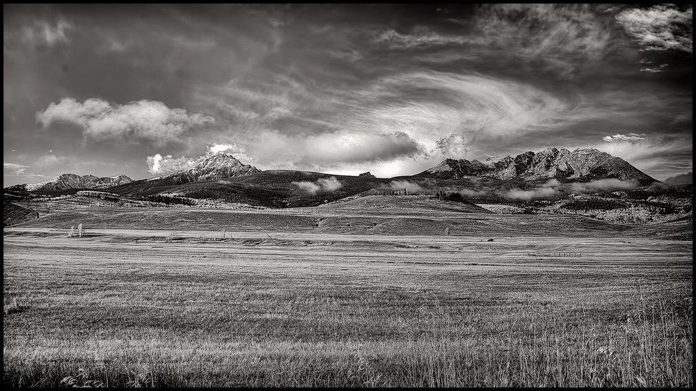 Gore Range, Silverthorn Colorado
