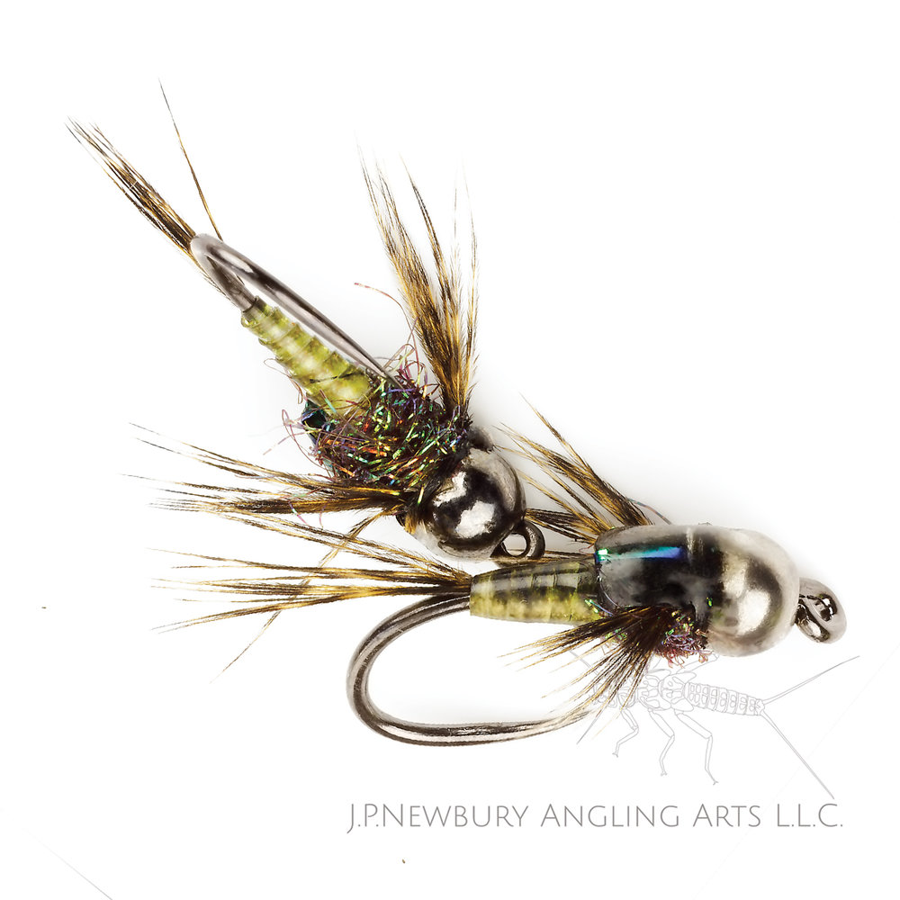 New nymphs added!