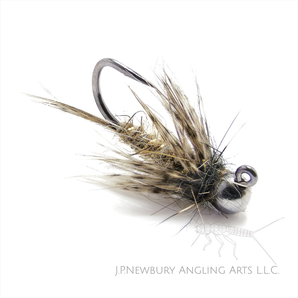 Tying a Dirty Jig
