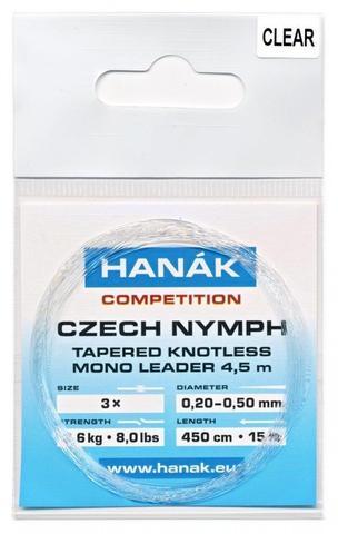 Hanak 15' 3x Clear Czech Leader