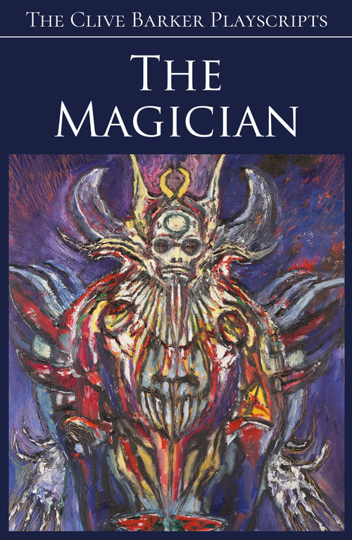 The Magician by Clive Barker