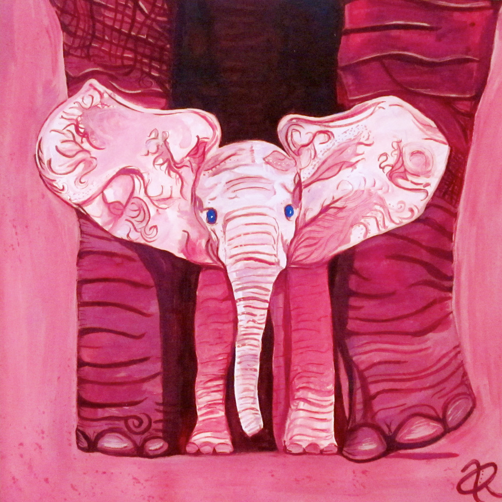 Sophia's elephants